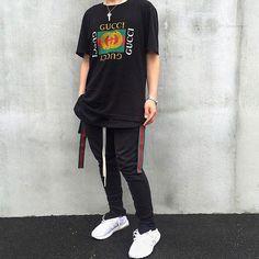 Credits: @hy_ym0207  Mens Fashion | #MichaelLouis - www.MichaelLouis.com
