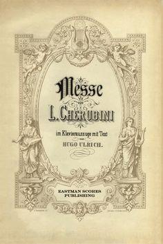 Cherubini, Luigi : Missa solemnis in D-moll