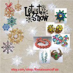 Let it Snow by renaissance-fair on Polyvore featuring Van Cleef & Arpels