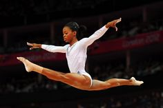 Gabrille Douglas. London 2012 Olympics; Women's Gymnastics All-Around Gold Medalist