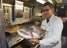 Marine biologist Dr Stefano Mariani asks what we know about the fish we eat in 'The Science of Fish and Chips' for Manchester Science Festival