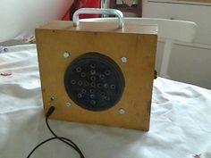 Home made Mono-Speaker.