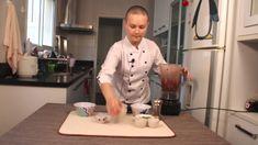 Pasta de amendoim com cacau - Resíduo do leite de amendoim (cerca de 1 xícara de chá) - 2 colheres (sopa) de cacau em pó - 3 colheres (sopa) de açúcar (pode ...