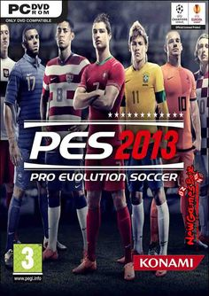 PES 2013: Pro Evolution Soccer PC Game Free Download Full Version