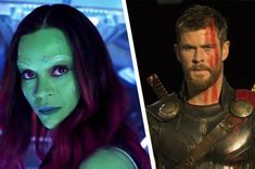 Rate These Marvel Men And We'll Reveal Which Marvel Woman You Are I got Pepper Potts