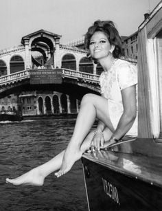Photos: The 1960s Bombshell Style of Claudia Cardinale—Italy's Brigitte Bardot | Vanity Fair