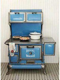 Auntie's stove