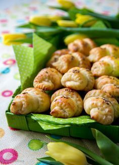 Finnish Recipes, Vegetarian Recipes, Cooking Recipes, Savoury Baking, Savory Snacks, No Bake Cake, Food Hacks, Tapas, Good Food