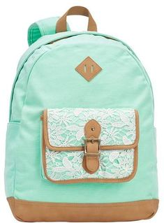 20e20e19b9f1 Northfield Mint Lacey Backpack. Green BackpacksGirl BackpacksSchool ...