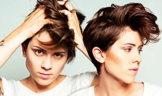TEGAN & SARA - second part of the interview with the two pop stars!