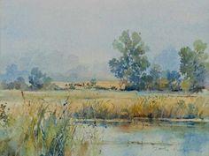 David Howell, PRSMA: Misty morning, Dedham