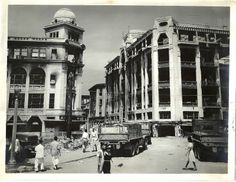 Manila Where the Escolta meets Plaza Goiti