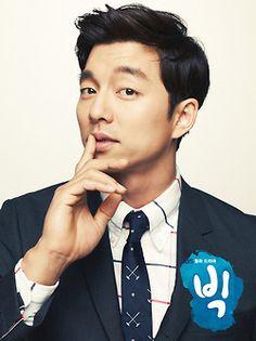 Gong Yoo (from Coffee Prince)