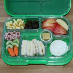 yumbox lunchbox ideas on pinterest healthy school. Black Bedroom Furniture Sets. Home Design Ideas