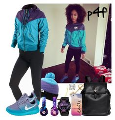 Passion 4Fashion: The Day After Christmas by shygurl1 on Polyvore featuring NIKE, Alexander McQueen, G-Shock, Kate Spade, Beats by Dr. Dre and Neff