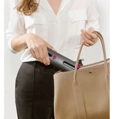 Automatic Hair Curler – Unique Dynasty Automatic Curling Iron, Automatic Hair Curler, Curling Iron Hairstyles, Curled Hairstyles, Thick Curly Hair, Styling Brush, Tight Curls, Magic Hair, Natural Hair Styles
