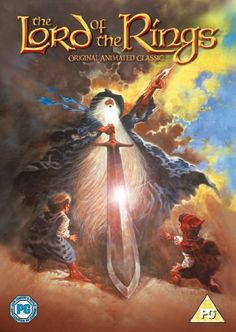 The Lord of the Rings (Animated Version) [DVD] [1978]:Amazon.co.uk:DVD & Blu-ray