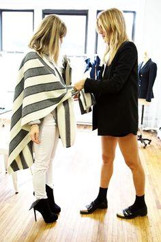 How to Make a Blanket Coat - Best Fall Coats