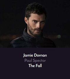 Jamie Dornan Life: Jamie and 'The Fall' Nominated at National Televis...