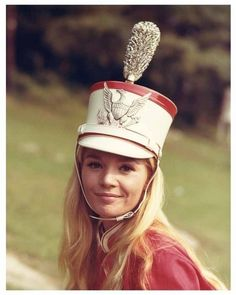 Even in a really stupid hat. | 19 Dreamy Photos Of Forgotten Style Icon Tuesday Weld