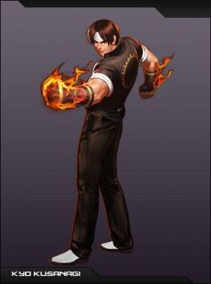 The Main Protagonist in The King of Fighters Series. The Eternal Hero of KOF. Heir of The Kusanagi Clan. One of The Three Clans that Sealed to Orochi Kyo Kusanagi (Classic) Art Of Fighting, Fighting Games, Game Character, Character Design, Snk King Of Fighters, Samurai, Superman, All Star, Tekken 7