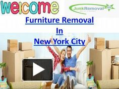 Hire Professional #Furniture_junk_Removal_Services in #New_York