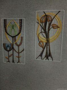 Dream Catcher, Embroidery, Nature, Design, Decor, Dots, Bobbin Lace, Flowers, Dekoration