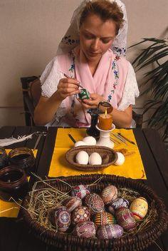 Easter in Europa