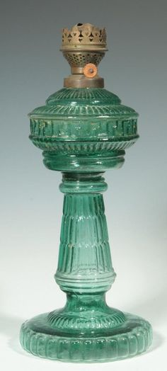 Lot: ANTIQUE SEA GREEN GLASS WITH GREEK KEY PATTERN, Lot Number: 0207, Starting Bid: $50, Auctioneer: Dirk Soulis Auctions, Auction: The Pat Bockelman Trust Estate Auction, Date: February 4th, 2017 EST