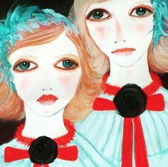 Helen Downie畫家hokk fabrica香港線上雜誌