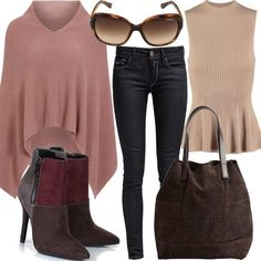 Casual Girl #fashion #mode #look #outfit #style #stylaholic #sexy #dress #trend