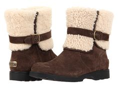 UGG Blayre- I'm not an UGGS fan, but these are actually kind of cute and look super comfy.