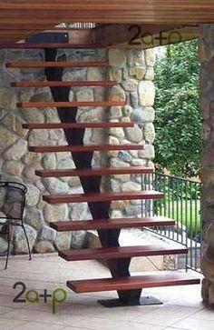 Escalera Para Interior - $ 6.000,00