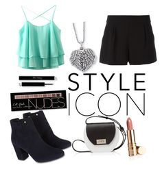 """""""style icon"""" by cjflynn on Polyvore featuring Boutique Moschino, Monsoon, Joanna Maxham and Charlotte Russe"""