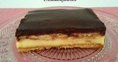 Fabulosa receta para Tarta de la abuela, con crema pastelera . Seguramente esta tarta tan rica la habéis probado muchas veces, pero si no es así no podéis esperar más a hacerla y menos a probarla. Empezamos.