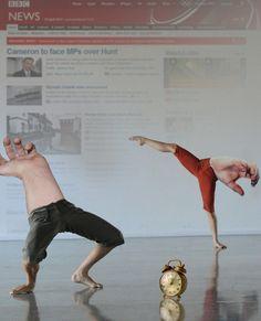 Hand dancing