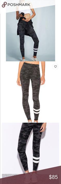 84dd5accd4b2a Sundry Stripes Camo Yoga Pant in Charcoal Sundry Stripes Camo Yoga Pant in  Charcoal. Super