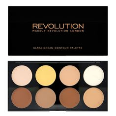 The best creme contour palette you haven't tried, from the brand you don't know!