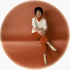 Patsy Cline! I've loved her since I was a kid. =) I go out walking after midnight... out in the moonlight.... crazy, love them all!