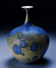 crystal glaze   crystalline glaze artwork from lee tsun jen