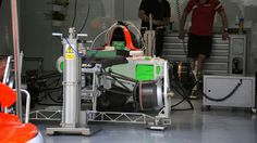 Manor fires up car in Malaysia | Manor Marussia | Formula 1 news, live F1 | ESPN F1