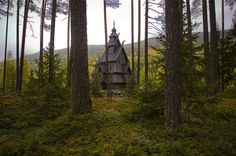 #viking #uppsala #church
