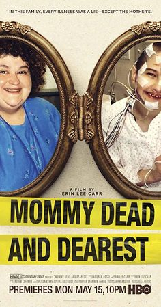 Directed by Erin Lee Carr. In this documentary, the murder of Deedee Blanchard by her daughter Gypsey Rose is explored, as well as the circumstances leading up to the event. Movies Showing, Movies And Tv Shows, Gypsy Rose Lee, Netflix Documentaries, Movies 2019, Imdb Movies, Films, Movies Worth Watching, Artists