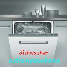Domestic appliances to wash, preserve and cook. Finnish Language, Finnish Words, Fully Integrated Dishwasher, Domestic Appliances, Languages, Kitchen, House Appliances, Idioms, Cooking