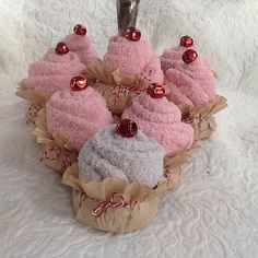 Cupcake Socks, Sweet Gift, Spa day, Holiday Gift, Favor, Valentines - Fuzzy Socks, Birthday, Love, Thoughtful, Socks, party favor,Small Gift