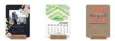FREE Shutterfly Easel Calendar - Just Pay $7.99 Shipping! http://ift.tt/2dJFnqp