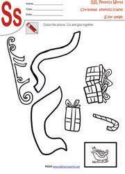 sleigh-christmas-craft-worksheet
