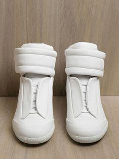 competitive price 1946b 021ea margiela sneakers Ropa Blanca, Accesorios, Tenis, Moda, Comprar, Moda  Estilo Dope