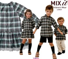 Mix it moda infantil made in Portugal: cuadros