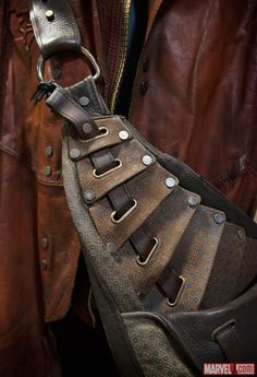 Costumes from Guardians of the Galaxy | Marvel.com {love the texture}: